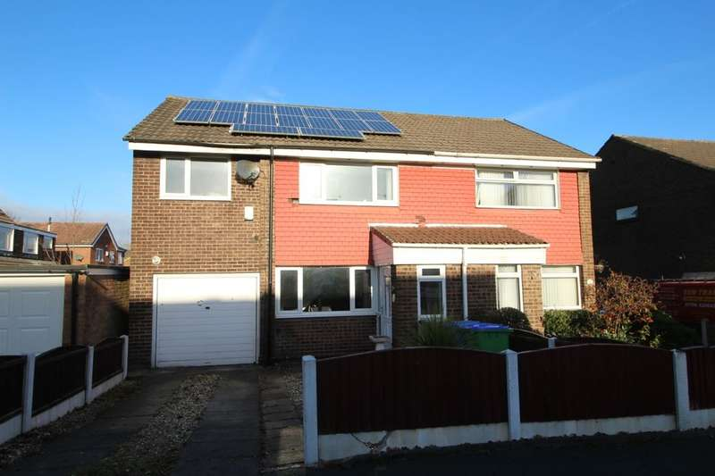 3 Bedrooms Semi Detached House for sale in Severn Road, Heywood, OL10