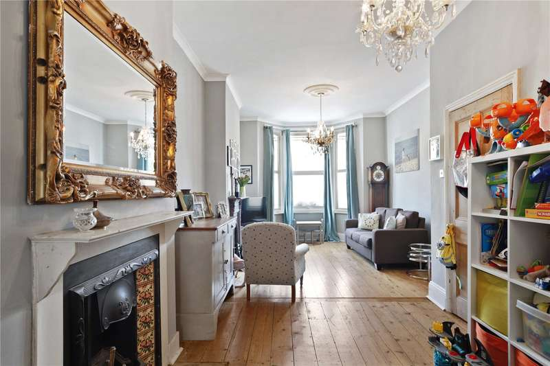 5 Bedrooms Terraced House for sale in Sulina Road, London, SW2