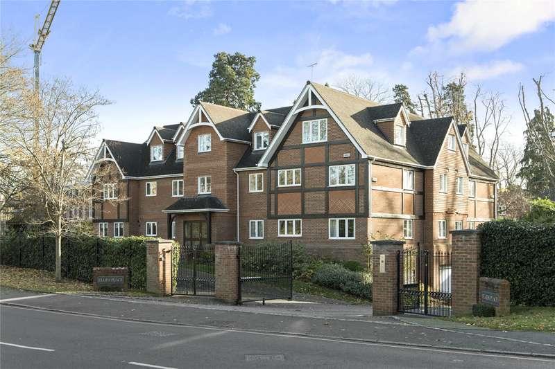 2 Bedrooms Flat for sale in Elgin Place, St Georges Avenue, Weybridge, Surrey, KT13