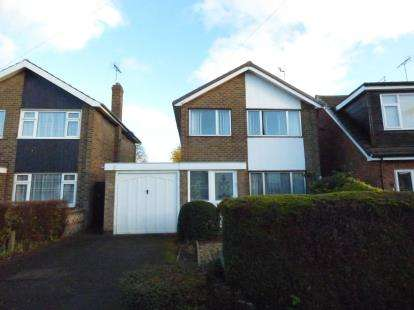 3 Bedrooms Detached House for sale in Burgh Hall Close, Beeston, Nottingham