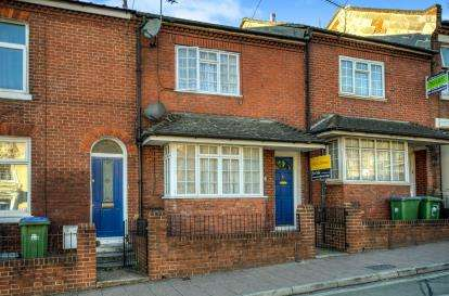 2 Bedrooms Terraced House for sale in Lower Portswood, Southampton, Hampshire