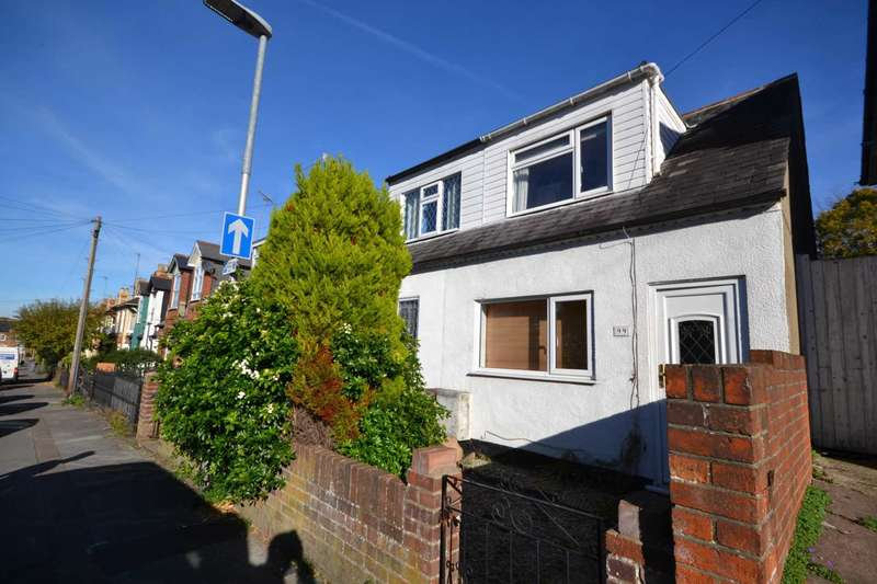 2 Bedrooms End Of Terrace House for sale in Highgrove Street, Reading