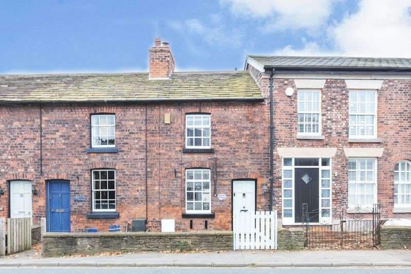 2 Bedrooms Terraced House for sale in Sundew Cottage, Ash Brow, Newburgh, WN8 7NF