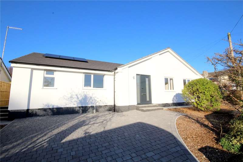 3 Bedrooms Detached Bungalow for sale in Dansie Close, Lower Parkstone, Poole, Dorset, BH14