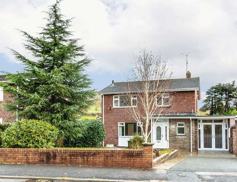 3 Bedrooms Detached House for sale in Abergavenny, Monmouthshire