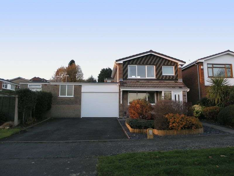 3 Bedrooms Detached House for sale in BRIERLEY HILL, Amblecote, Stamford Road