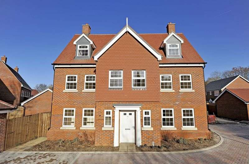 6 Bedrooms Detached House for sale in BUSBRIDGE BRAND NEW LUXURY HOME. STAMP DUTY PAID OR PART EXCHANGE CONSIDERED.