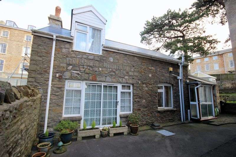 2 Bedrooms Semi Detached House for sale in Pinehurst Cottage, Bellevue Road, Clevedon