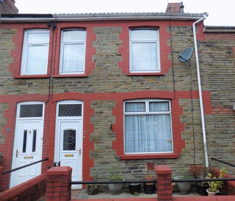 3 Bedrooms Terraced House for sale in Bradford Street, Caerphilly