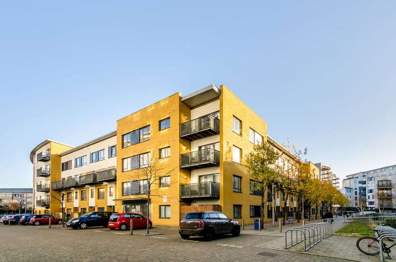 1 Bedroom Flat for sale in Claremont Street, Greenwich, SE10