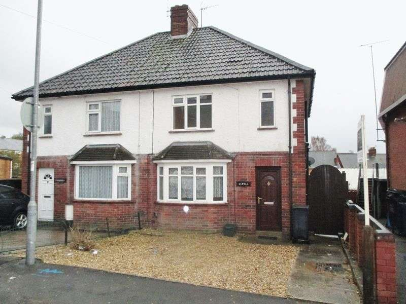 3 Bedrooms Semi Detached House for sale in Eastville, Yeovil