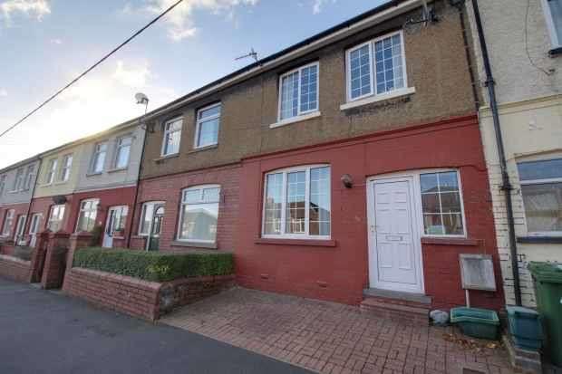 3 Bedrooms Terraced House for sale in Brynmynach Avenue, Hengoed, Mid Glamorgan, CF82 7BZ