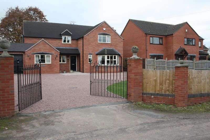 4 Bedrooms Detached House for sale in Owletts End, Pinvin