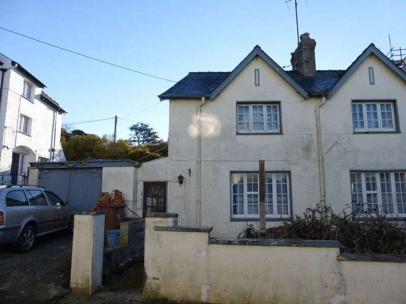 2 Bedrooms Terraced House for sale in Abersoch