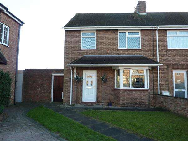 3 Bedrooms Link Detached House for sale in BEMPTON GROVE, GRIMSBY