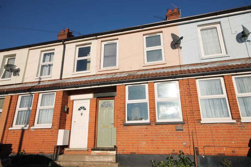 3 Bedrooms Terraced House for sale in Henniker Road, Ipswich