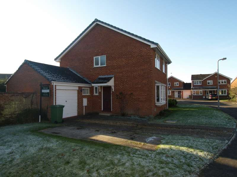 4 Bedrooms Detached House for sale in Gladstone Close, Newport Pagnell, Buckinghamsh