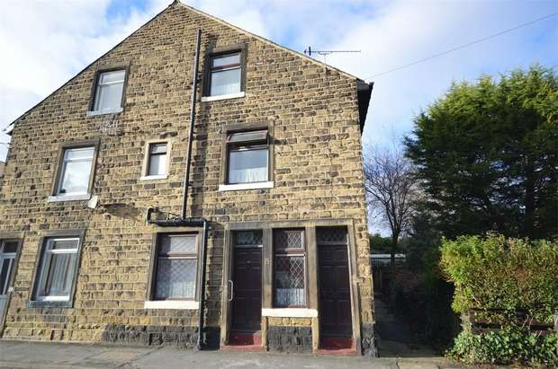 3 Bedrooms Terraced House for sale in Staveley Road, Keighley, West Yorkshire