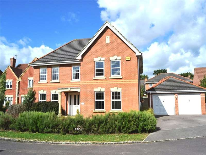 5 Bedrooms Detached House for sale in Bushell Way, Arborfield, Reading, Berkshire, RG2