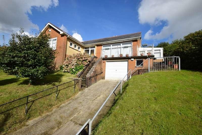 2 Bedrooms Detached Bungalow for sale in Del Fryd, Llangeinor, Bridgend, Bridgend County Borough, CF32 8PB.