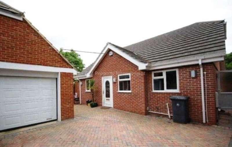 3 Bedrooms Detached House for rent in Victoria Road, Tilehurst