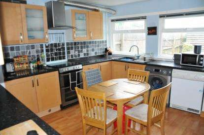 4 Bedrooms Terraced House for sale in Burfoote Gardens, Bristol, Somerset