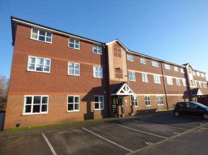 2 Bedrooms Flat for sale in Sir Williams Court, 198 Hall Lane, Manchester, Greater Manchester