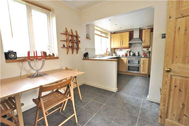 3 Bedrooms Terraced House for sale in Elmhurst Estate, Batheaston, BATH, Somerset, BA1