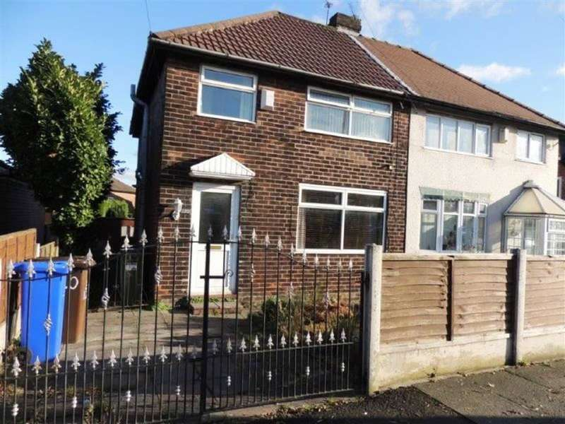 3 Bedrooms Property for sale in Lewis Road, Droylsden, Manchester