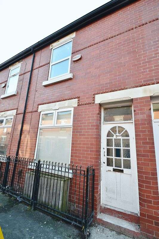 2 Bedrooms Terraced House for sale in Wythburn Street, Salford
