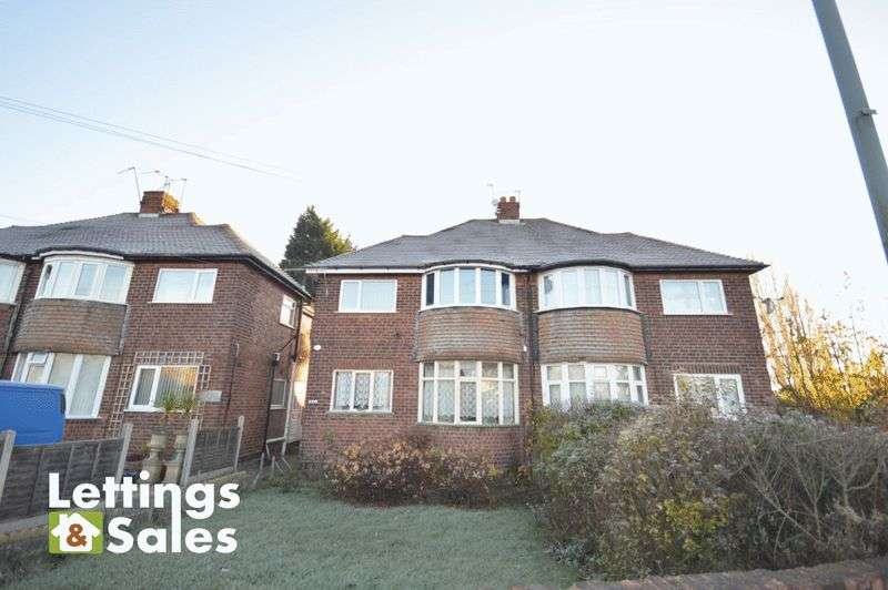 2 Bedrooms Flat for sale in Holly Lane, Birmingham