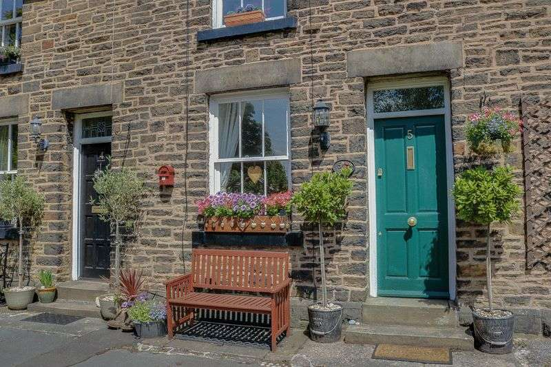 2 Bedrooms Terraced House for sale in Park View, Bolton