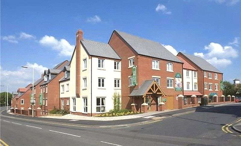 2 Bedrooms Flat for sale in Butter Cross Court, Stafford Street, Newport: ** 2 BED GROUND floor retirement apartment