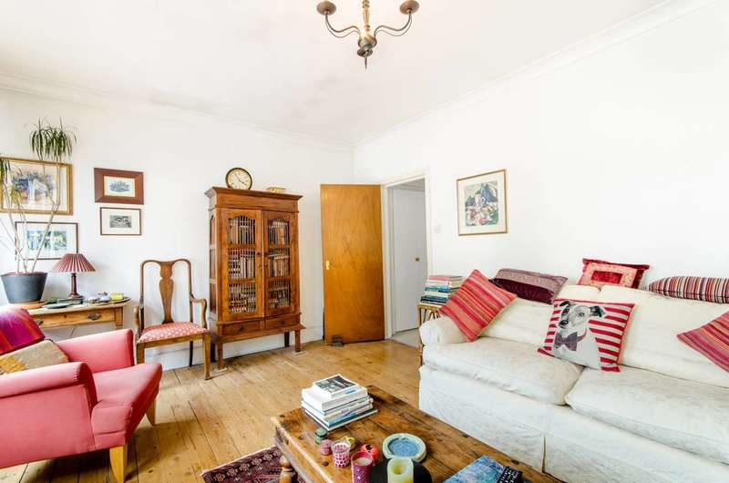 2 Bedrooms Flat for sale in Cricklewood Lane, Cricklewood, NW2