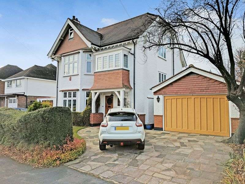 5 Bedrooms Detached House for sale in SOUTH SUTTON