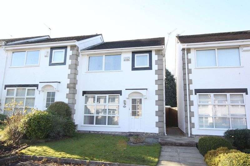 3 Bedrooms Terraced House for sale in Jarrow Close, Oxton, Wirral