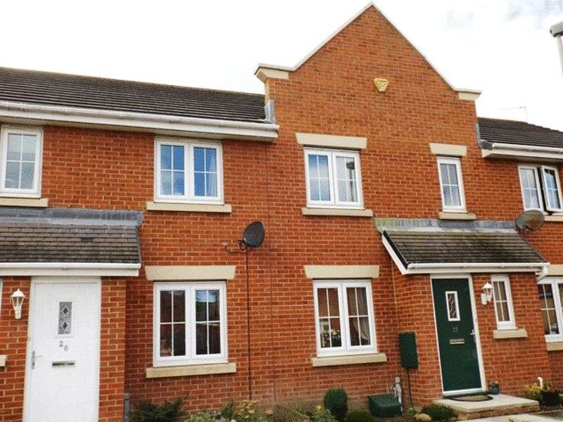 3 Bedrooms Terraced House for sale in Manor Court, Newbiggin-By-The-Sea - Three Bedroom End Terrace