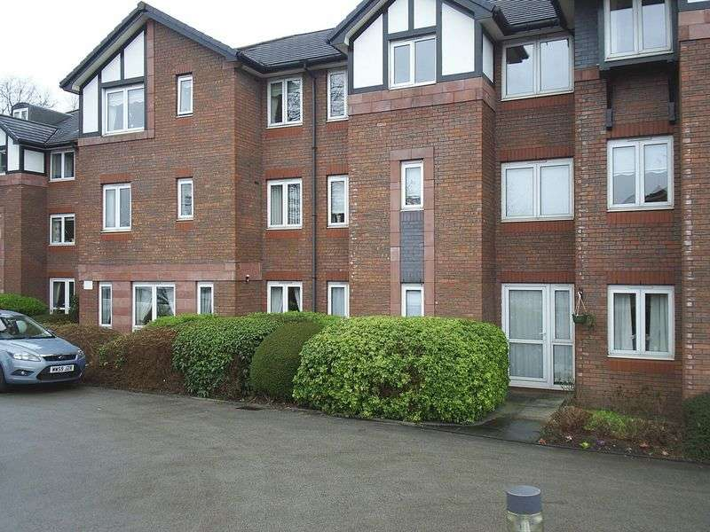 1 Bedroom Retirement Property for sale in Turners Court, Liverpool, L25 5PG