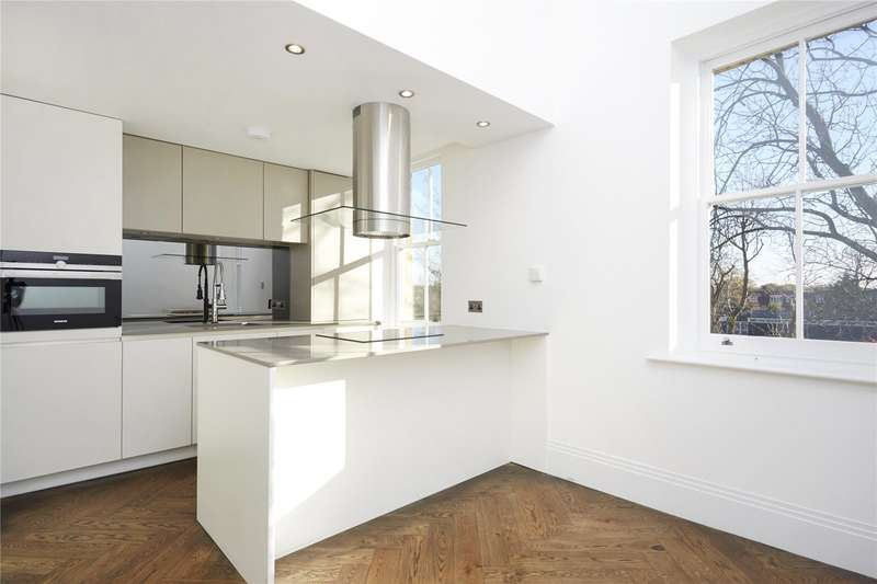1 Bedroom Flat for sale in 69 The Green, Twickenham, TW2
