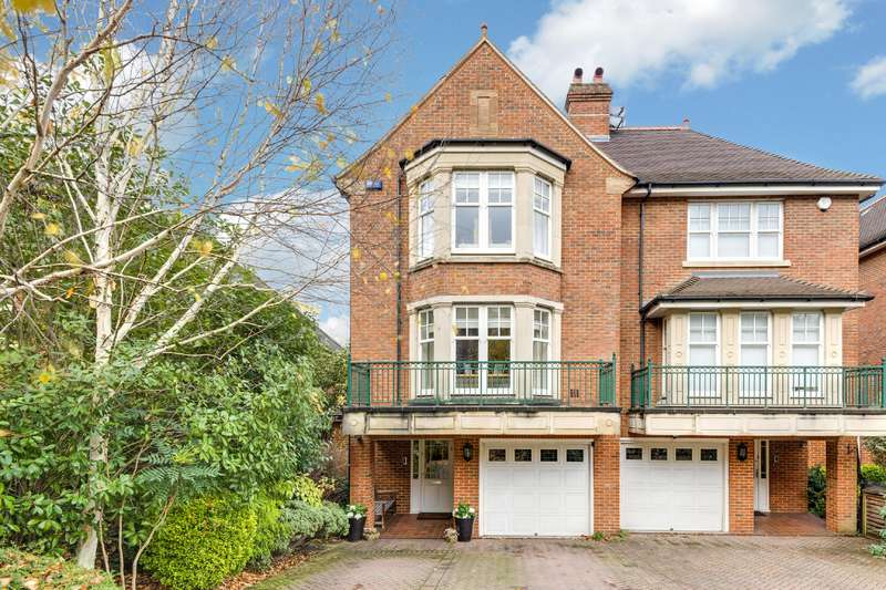 5 Bedrooms House for sale in Mountview Close, Golders Hill Park