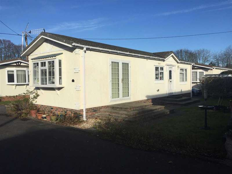 2 Bedrooms Bungalow for sale in Kindersley Park Homes, Salisbury Road, Abbots Ann, Andover
