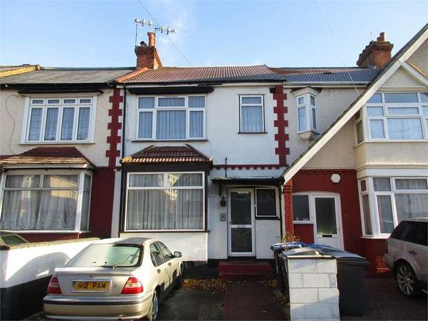 3 Bedrooms Terraced House for sale in Lonsdale Avenue, WEMBLEY