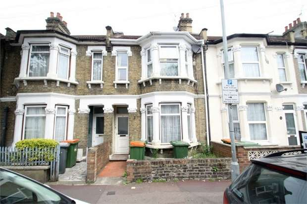 1 Bedroom Flat for sale in Skeffington Road, East Ham, London