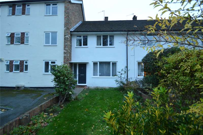 3 Bedrooms Terraced House for sale in Fairacre, Maidenhead, Berkshire, SL6
