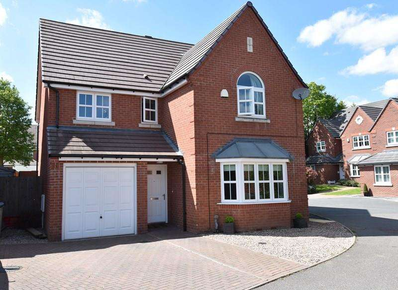 4 Bedrooms Detached House for sale in Tagwell Grange, Droitwich