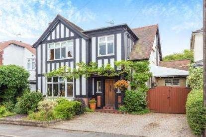 4 Bedrooms Detached House for sale in Middleton Avenue, Littleover, Derby, Derbyshire