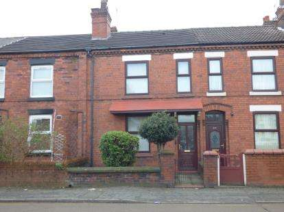 2 Bedrooms Terraced House for sale in Orford Lane, Warrington, Cheshire, WA2
