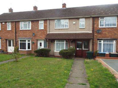 2 Bedrooms Terraced House for sale in Meadfoot Road, Coventry, West Midlands