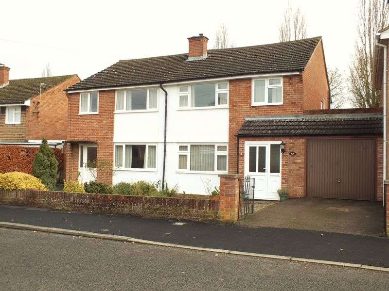 3 Bedrooms Semi Detached House for sale in Cromwell Way, Kidlington