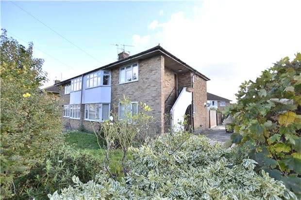 2 Bedrooms Flat for sale in Fairlie Road, OXFORD, OX4 3SW